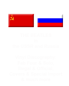 The Beatles on vinyl in the USSR and its former republics